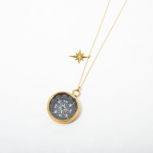 The Compass Necklace