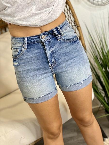 The Colbie Cuffed Shorts