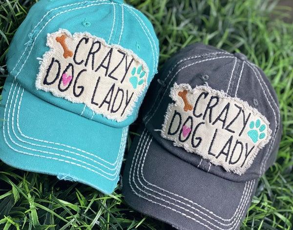 Crazy Dog Lady Hat-2 Colors