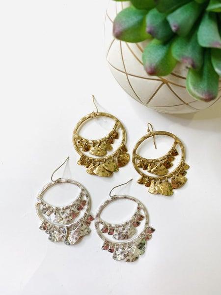 The Mia Earrings- 2 Colors