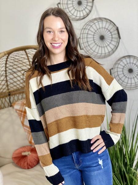 The Autumn Nights Sweater