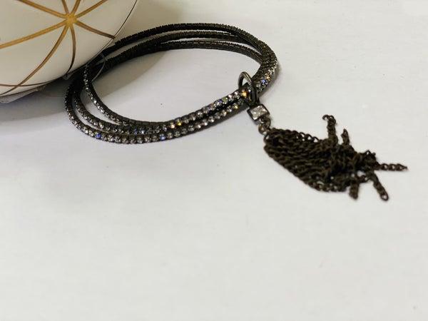 Luxe Tassel Bracelet