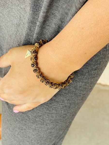 The Leo Shamballa Bracelet