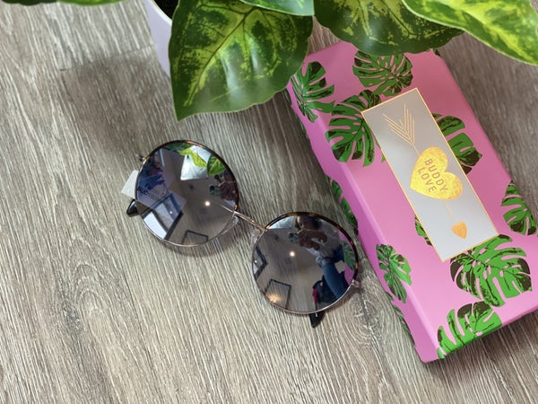 The Farrah Blue Sunnies