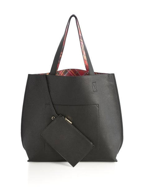 The Holly Reversible Tote - 2 Colors