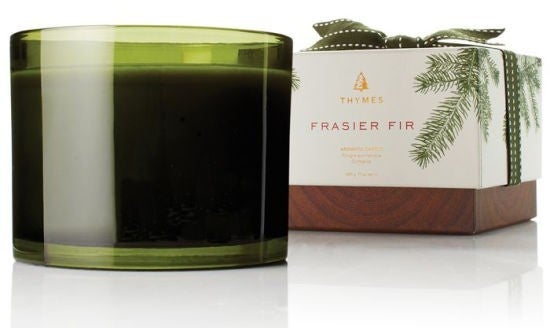 3-Wick Frasier Fir Poured Candle