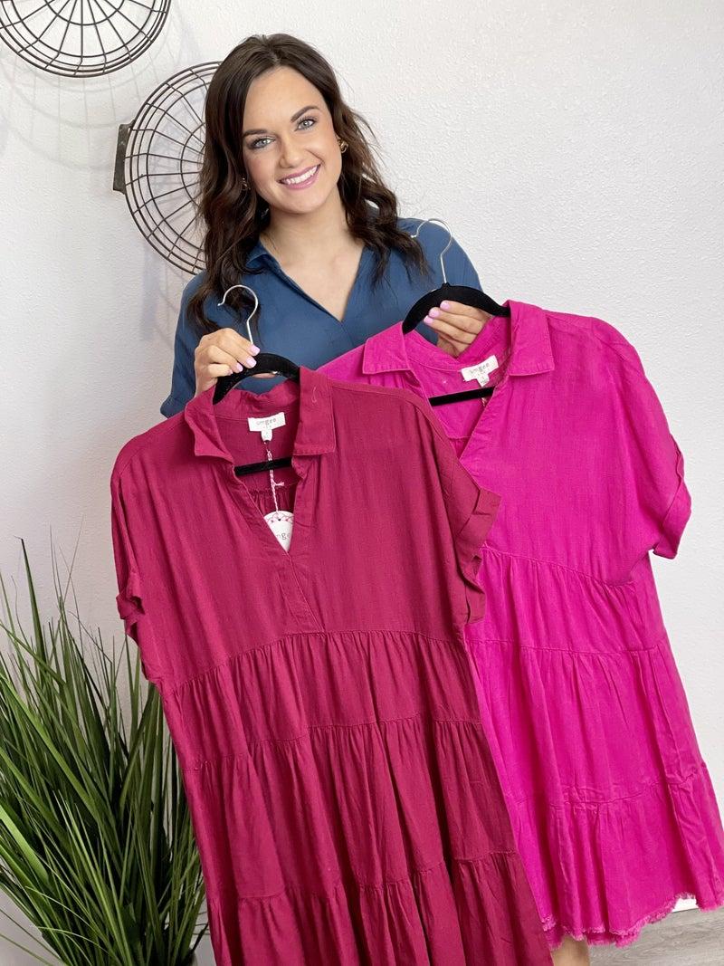 The Spring Fling Dress - 3 Colors