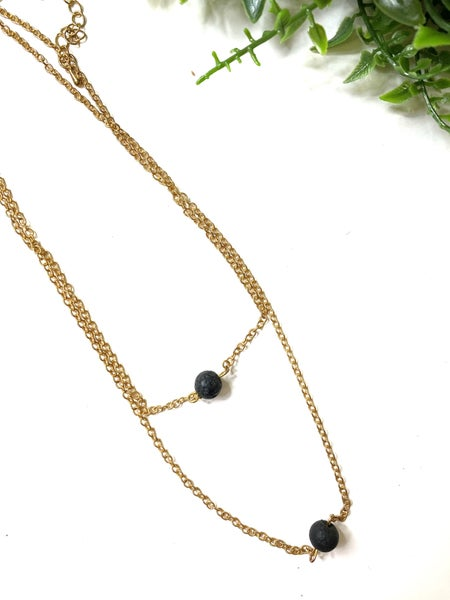 The Matte Ball Necklace