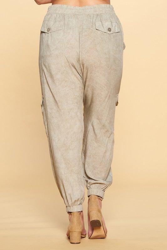 CURVY Cargo Pants