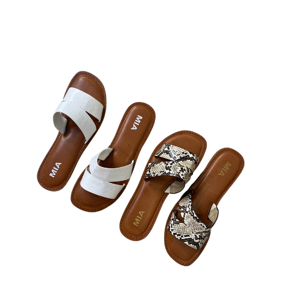The Rickie Sandals-2 Colors