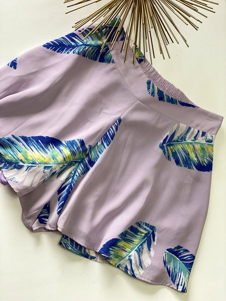The Feather Swing Shorts