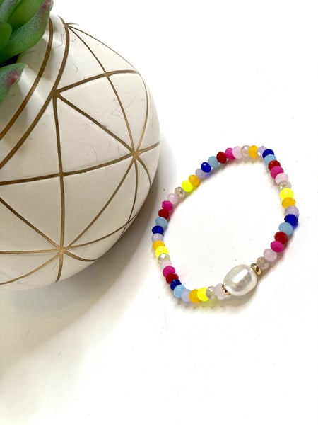 Multi Pearl Stackable