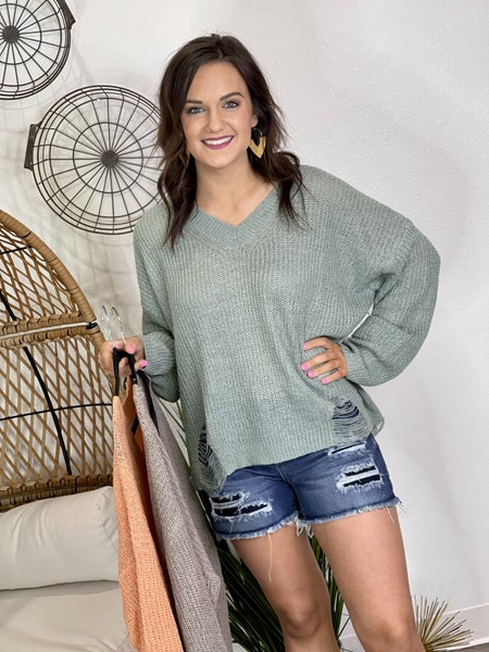 The Stella Sweater-4 Colors