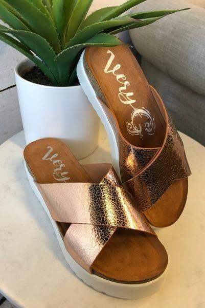 The Elena Sandals