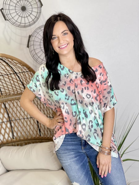 The Melon Crush Top - All Sizes