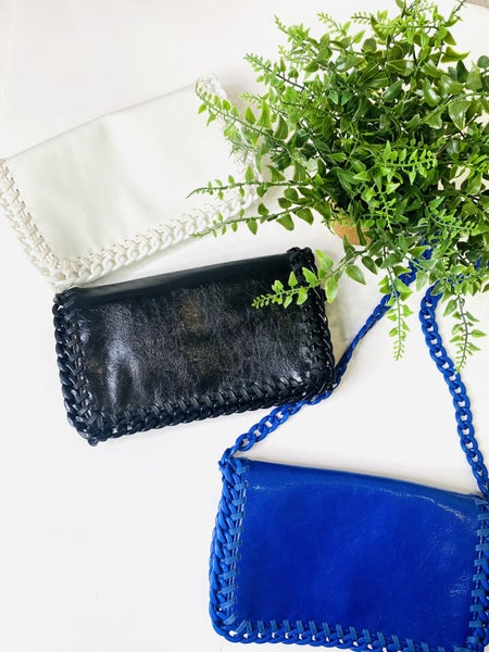 The Clueless Crossbody- 5 Colors
