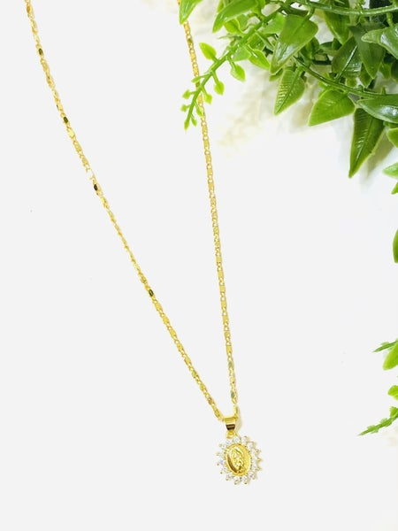 The Mary Necklace