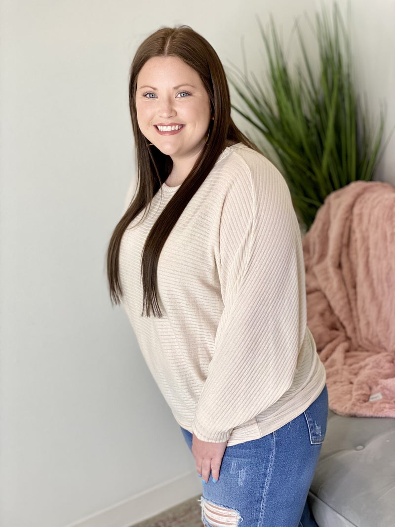 The Softie Top in 4 Colors-All Sizes