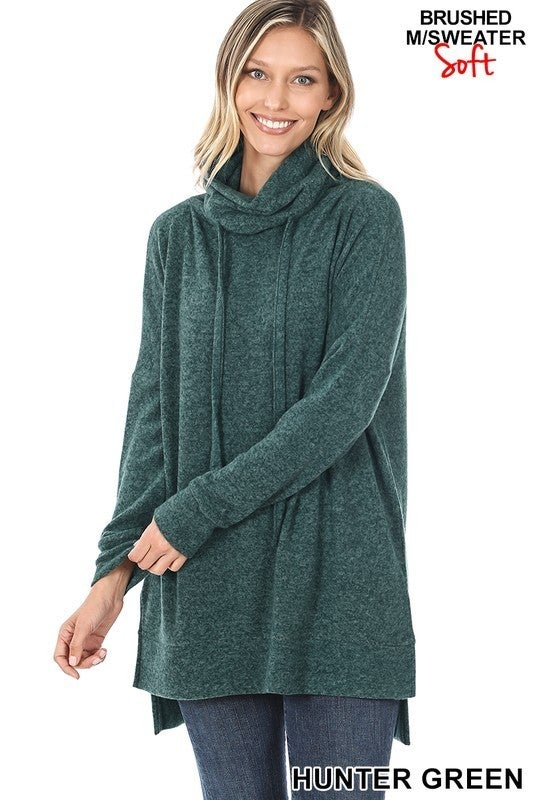 Surprise Steal-The Mallie Tunic