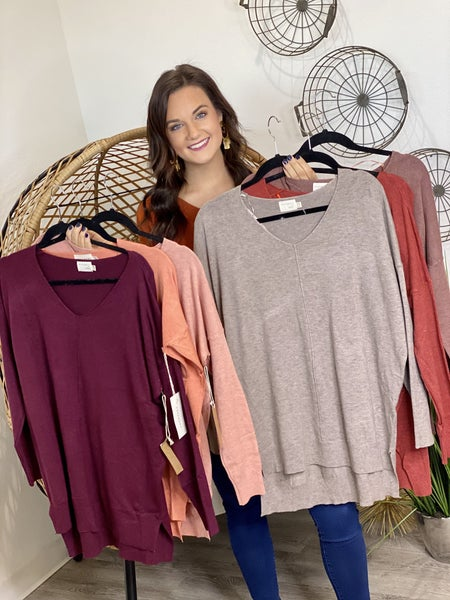 The Dreamer Sweater -  14 Colors