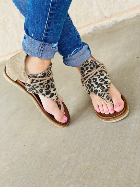 The Leo Sparta Sandals