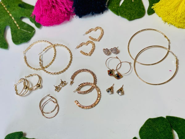 Surprise Steal-Mystery Earrings