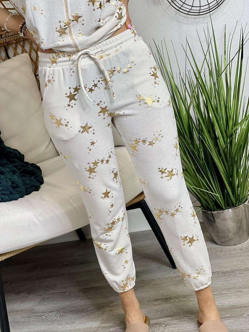 The Gold Star Joggers