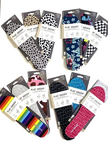 Women's Flat Socks