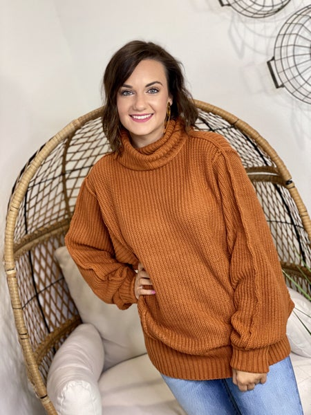 The Classic Sweater- 5 Colors