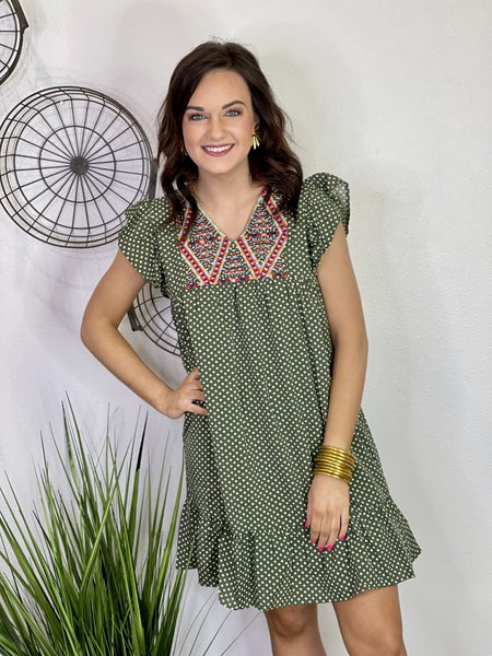 The All about Me Dress