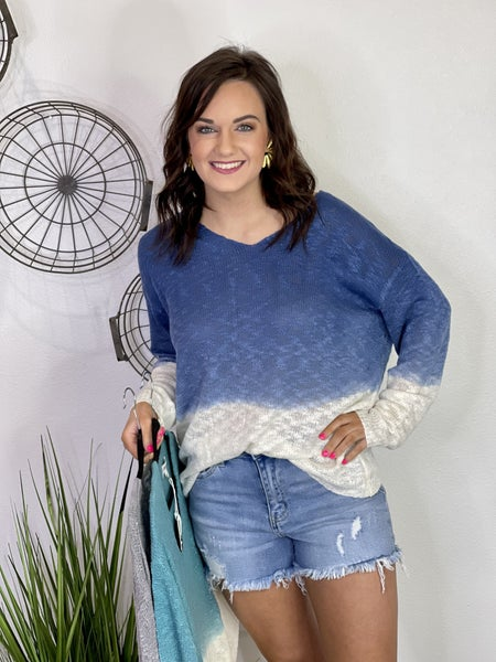 The Breeze Sweater-3 Colors