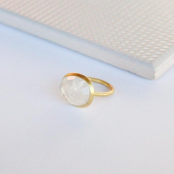 The Charlotte Ring in 2 Colors