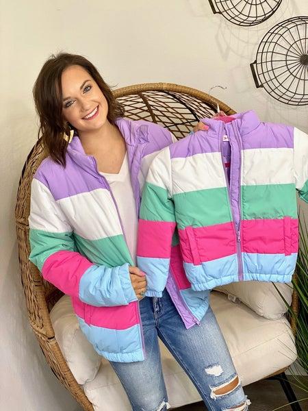 KIDS Willow Puffer Jacket