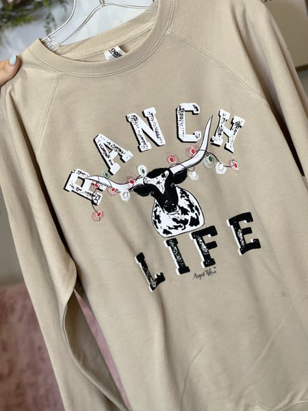 Ranch Life Sweatshirt