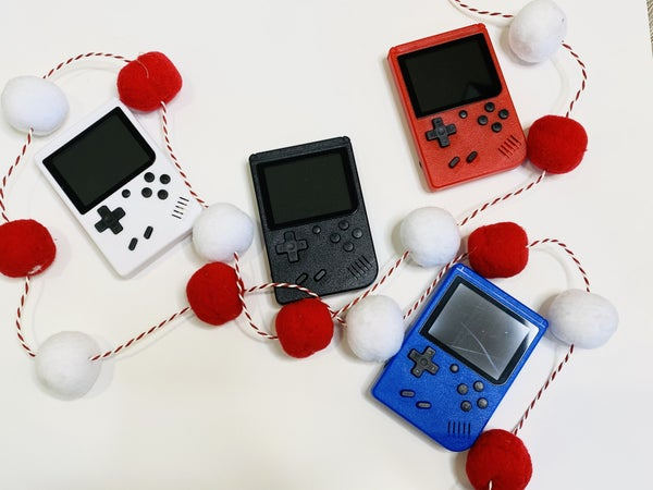 Gaming System - 4 Colors