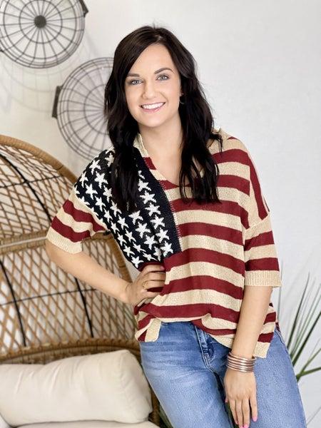 The Pledge Summer Sweater