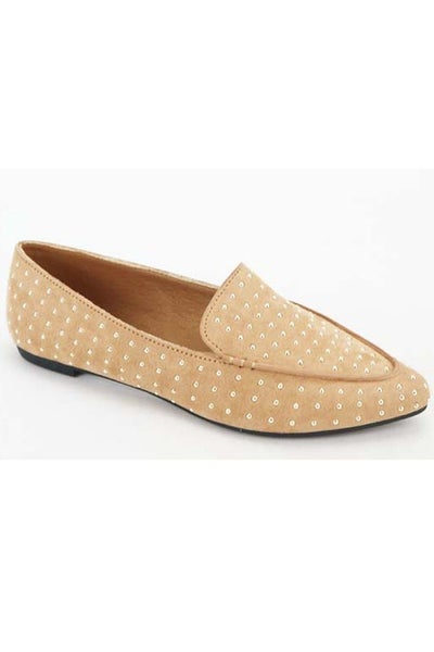 The Nude Stud Flat