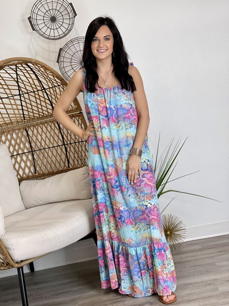 The Adrienne Maxi-Summer Slither