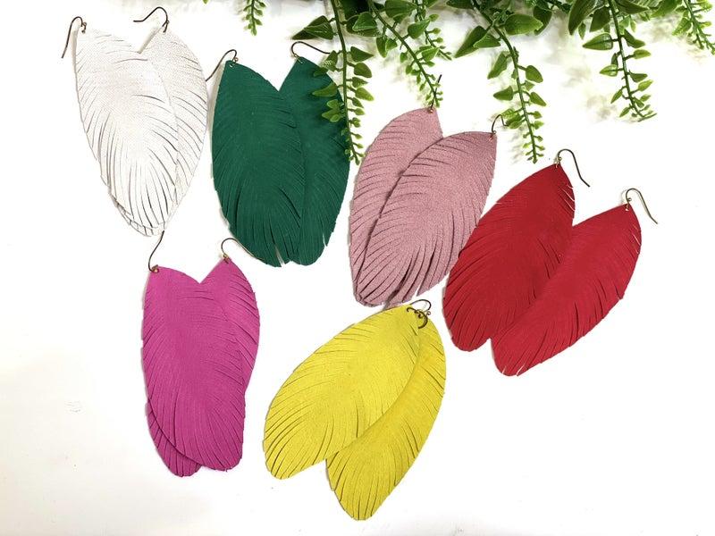 The Boho Baby Earrings-6 Colors