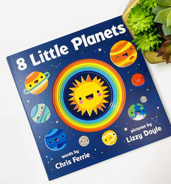 8 Little Planets Book