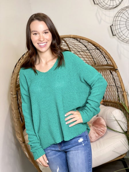 The Everyday Chenille Sweater
