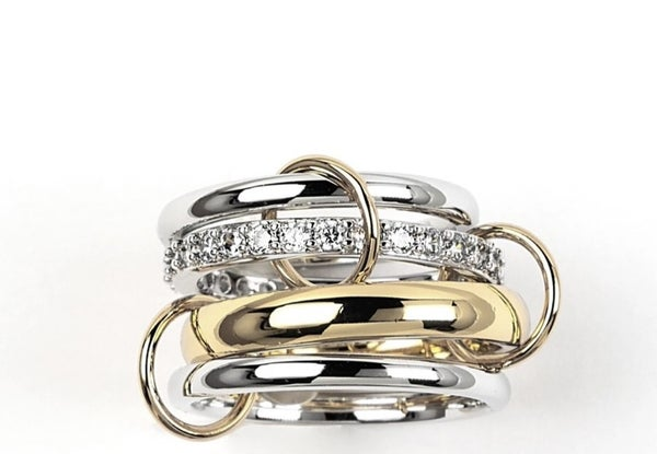 The Lora Stackable Rings