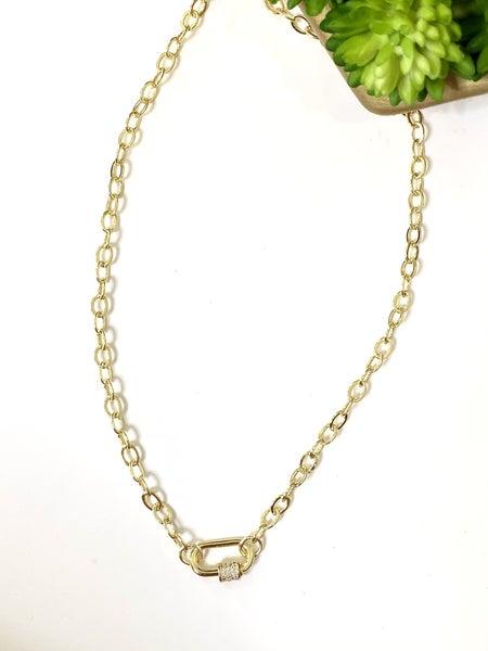 The Tatum Necklace - 2 Sizes