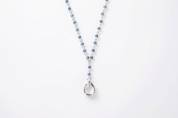 Valeria Blue Necklace