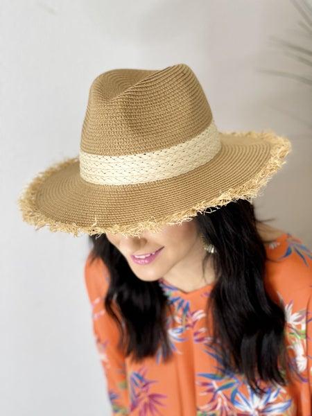 The Raw Edge Boho Hat