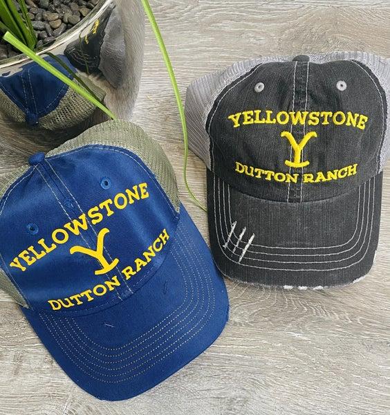 The Dutton Ranch Hat - 3 Colors