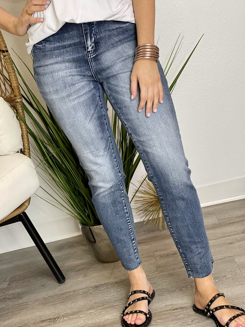 The Ruby Relaxed Jeans-All Sizes