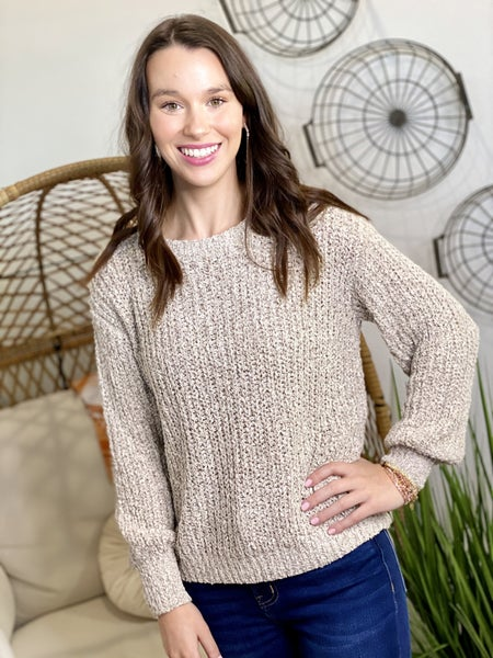 The Honey Bunch of Oats Sweater