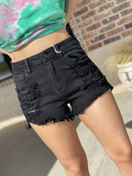 Black Beauty Shorts