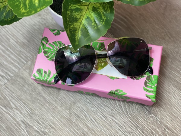 The Maverick Black Sunnies